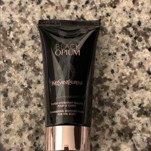 YSL Black Opium Shimmering Moisture Fluid